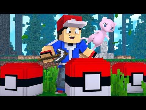 *4 OP Legendaries* Minecraft Pixelmon Lucky Blocks - Minecraft Pokemon Minigames | JeromeASF