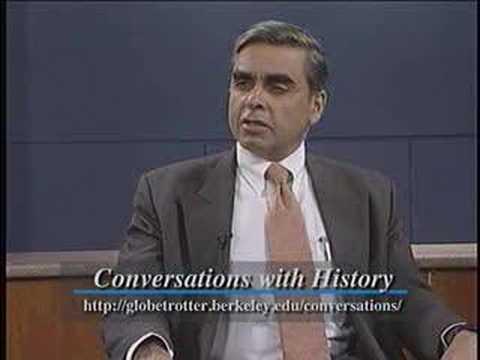Conversations with History: Kishore Mahbubani