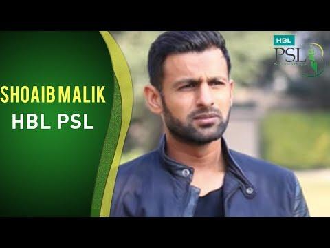 HBL PSL - Shoaib Malik at Silly Point