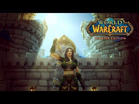 World Of WarCraft #21 Стартовая версия