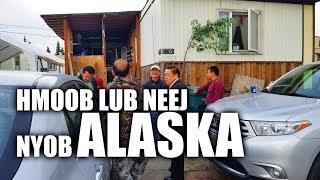 SUAB HMONG NEWS:  Hmong Life in Alaska with Pasert Lee | Hmoob Lub Neej nyob Alaska
