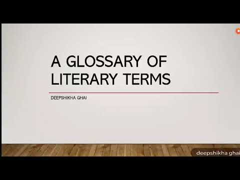 a-glossary-of-literary-terms