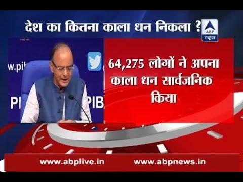 Income Tax Disclosure Scheme evokes Rs 65,250-crore declarations