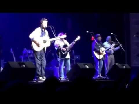 Frank Lombardi. Ballad in plain d  Bobfest 5-22-14  Bob Dylan cover