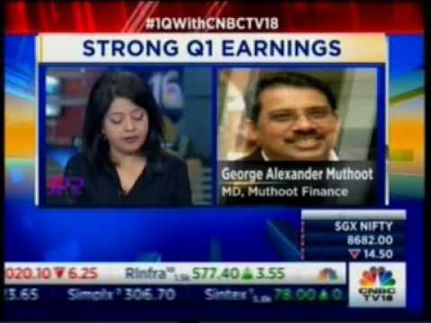 CNBC Bazaar | Open Exchange | Muthoot Finance