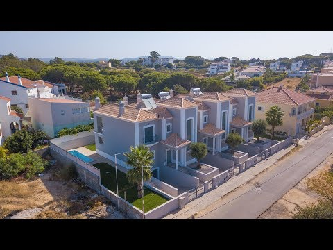 New Quality Townhouses with Private pools - PortugalProperty.com - PPSS2250