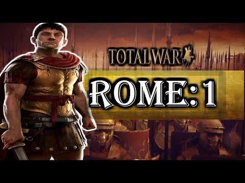 Attila Total War - Ancient Empires; Rome Part 1 - A Fresh Start