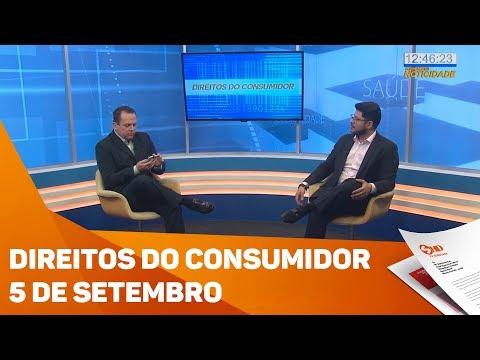Direitos do Consumidor - TV SOROCABA/SBT