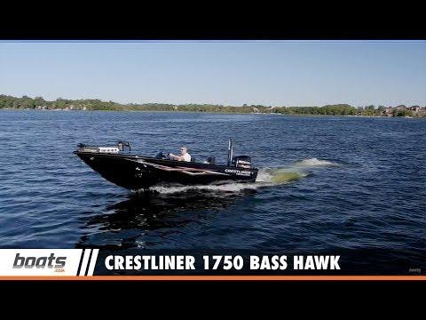 Crestliner 1750 Bass Hawk: Video Boat Review