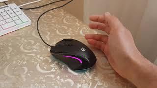 анти Обзор Игровая мышь Logitech G300S