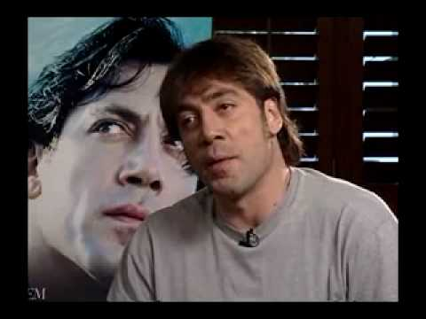Stephanie Ripstein Interviews actor Javier Bardem & talk about a soon to come Oscar award