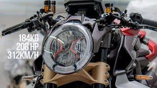 Đây Là Chiếc Naked Bike Mạnh Nhất Thế Giới | MV Agusta Brutale 1000 Serie Oro