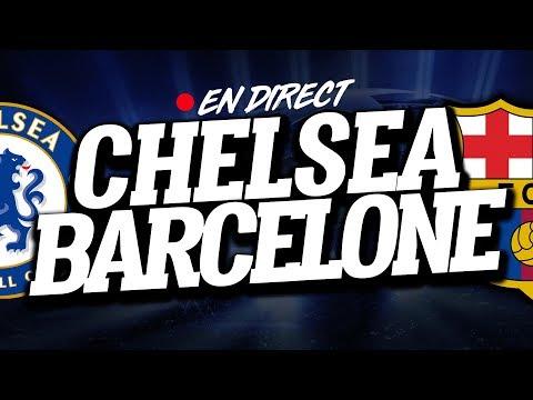 🔴 DIRECT / LIVE : CHELSEA - BARCELONE // Club House ( CHELSEA - BARCA )