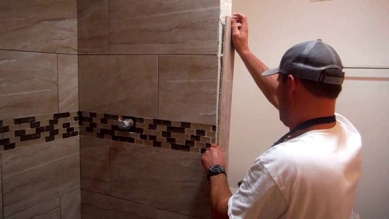 how to tile a bathroom 17 tile edging
