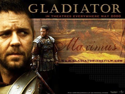 The Gladiator soundtrack colonna sonora completa