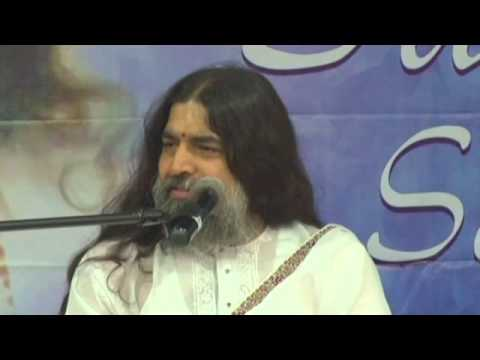 Rishiji talks about the Art of Living DSN program