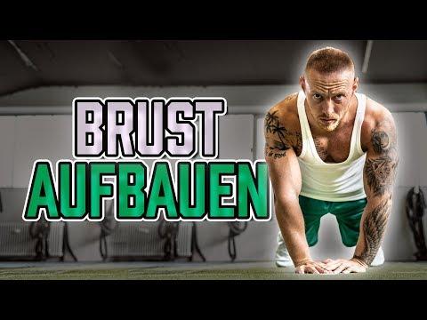 BRUST AUFBAUEN -