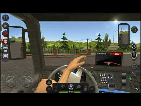 Euro Truck Simulator 2 Roads // Game Tunnel