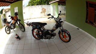 shineray com escapamento v3 pro tork novos equipamento acelerando a motoca especial 2000 inscritos