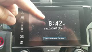 2018 honda civic hatchback ex quick review