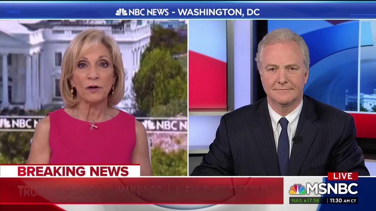video | Videos | News | U S  Senator Chris Van Hollen of Maryland
