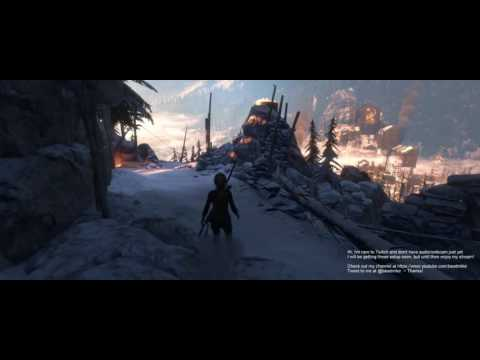 Rise of the Tomb Raider - Soviet Installation: Twitch Recorded Game Play