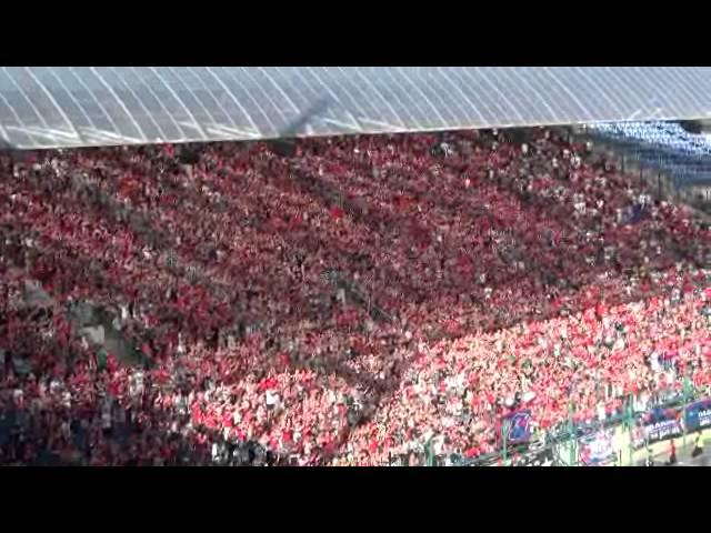 Wisła  - GKS Bełchatów, Tak się bawią ludzie