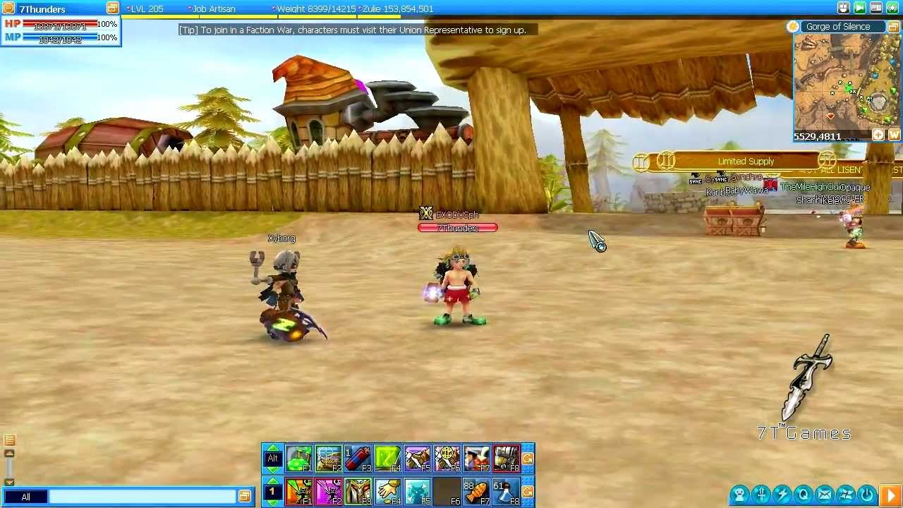 Rose Online Game