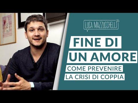 Fine di un amore: come prevenire la crisi di coppia