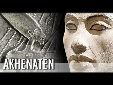 AKHENATON: The Rebel Pharaoh (ANCIENT EGYPT HISTORY DOCUMENTARY)
