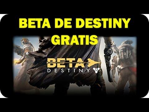 Codigos para la Beta de Destiny 2 Gratis Para Xbox 360, PS3, PS4 y Xbox One
