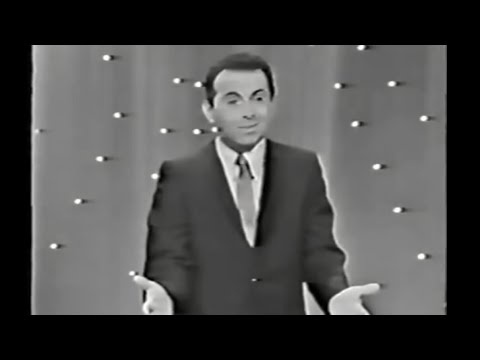 Jackie Mason Hollywood Palace 1964