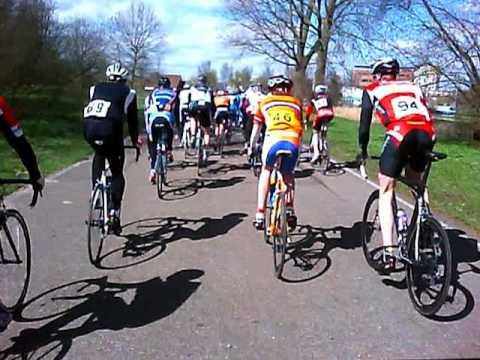 cycling - WVA sloten amsterdam 10 april 2010