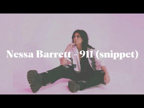 Nessa Barrett - 911 (snippet)
