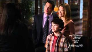 "Drop Dead Diva Season 2 Episode 10 ""Will & Grayson"" with Nicholas Stargel as Billy Prentiss"