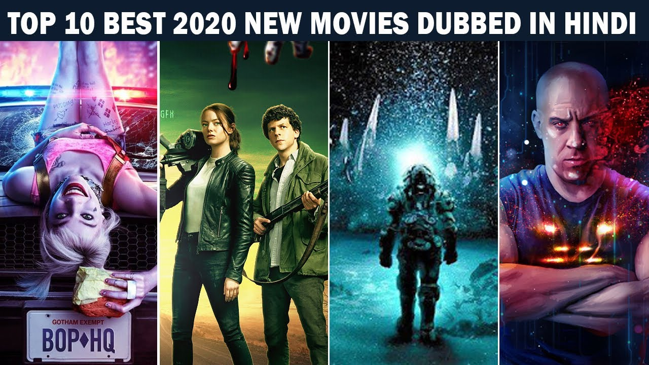 Download Top 10 Best 2020 New Movies Dubbed In Hindi Best Of 2020