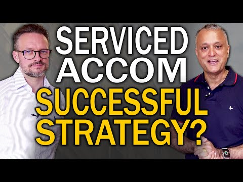 Serviced Apartments A Successful Strategy For London Property? | Serviced Accommodation Deep Dive