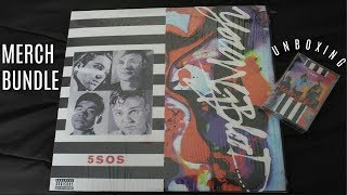 5SOS: Youngblood Merch Bundle (Cassette) UNBOXING | Olivia Rena