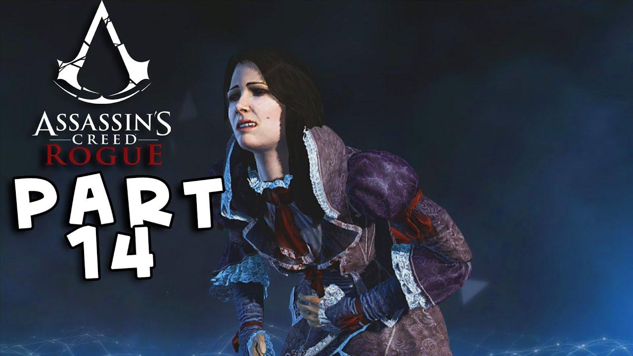 Assassin S Creed Rogue Gameplay Walkthrough Part 14 1080p Hd Xbox