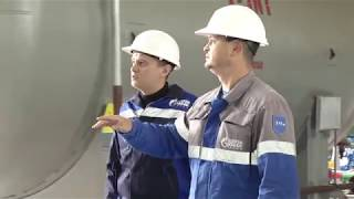 Вячеслав Калиниченко - оператор по добыче нефти и газа ГП - 8 МГПУ