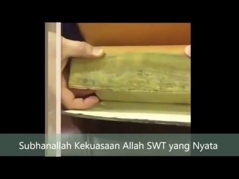 Gambar kota Mekah muncul di Al Quran apabila halamannya ditekan