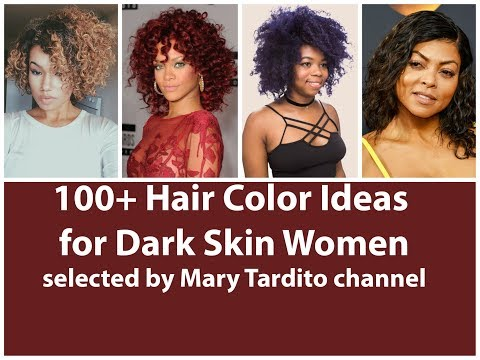 Hair Color Trends For Black Women – 100+ Ideas Of Hair Color For Brown Skin