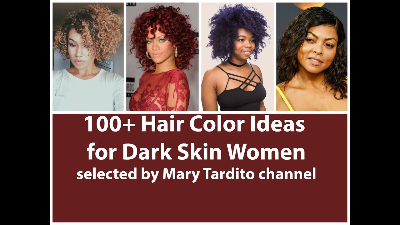 Hair Color Trends For Black Women 100 Ideas Of Hair Color For