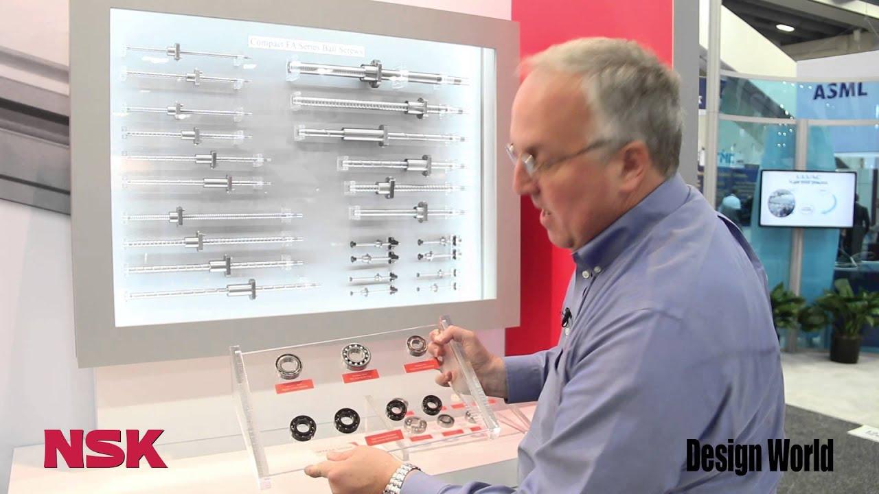 Automation Equipment For Mechatronics Motion Control Nsk