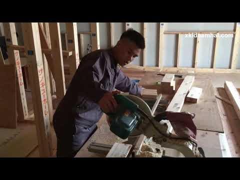 Thi tuyển đơn hàng làm mộc công xưởng tại XKLDNAMHAI