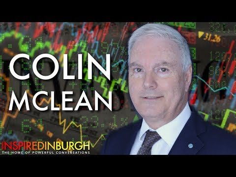 Colin McLean - The Art of Investing | Inspired Edinburgh