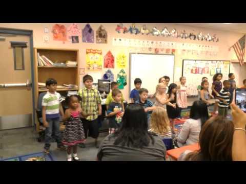 ANaiyahs Kindergarten Production pt2