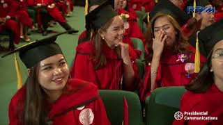 San Beda University Commencement Exercises 2018 5/29/2018