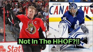 Top 5 Players Not In Hockey Hall Of Fame!!!
