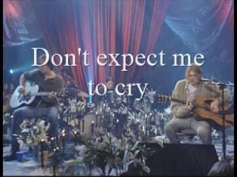 Jesus Doesn't Want Me For A Sunbeam Nirvana Lyrics